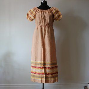 Vintage 70's Hippie Dress